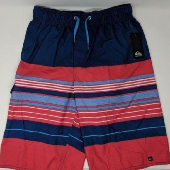 fb0b9c27c19 Quiksilver Swim | Quicksilver Boys Board Shorts Trunks New | Poshmark